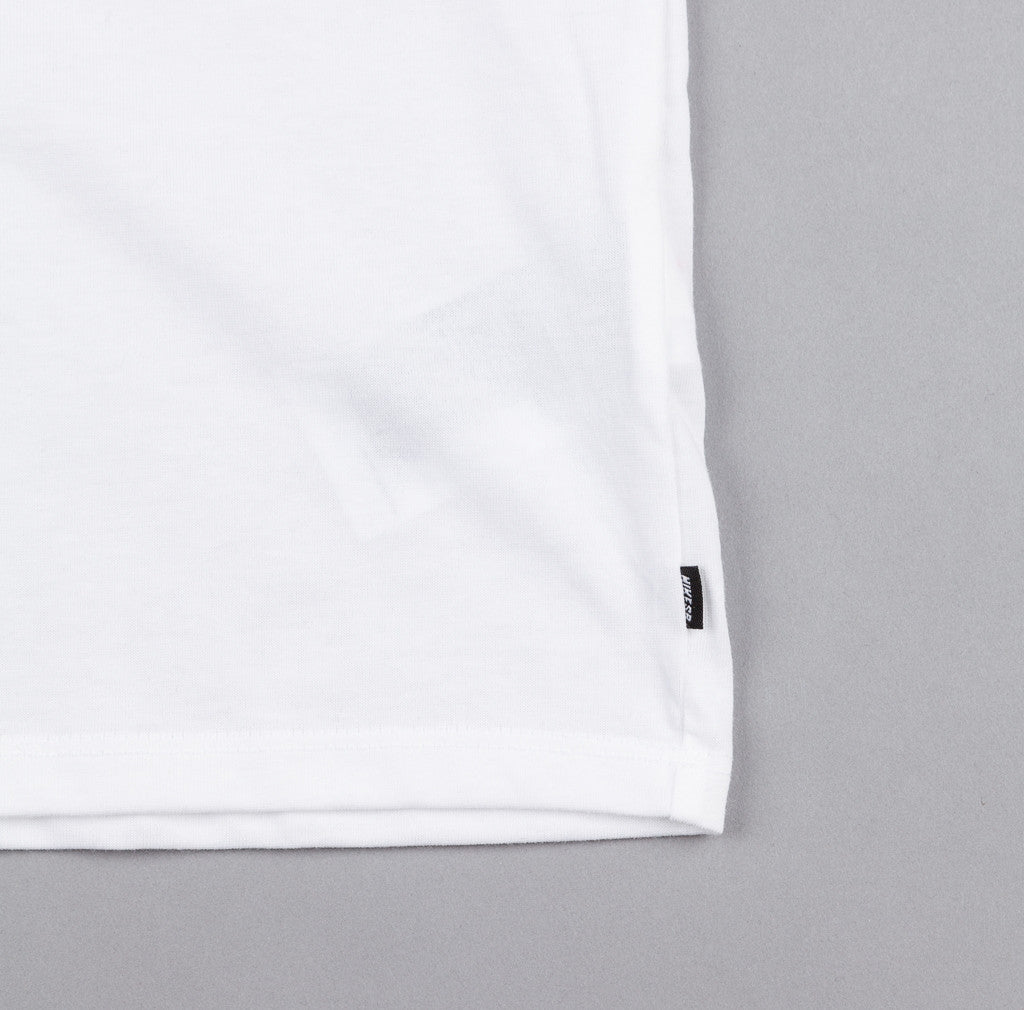 Nike SB Repeat T-Shirt - White / White / Black