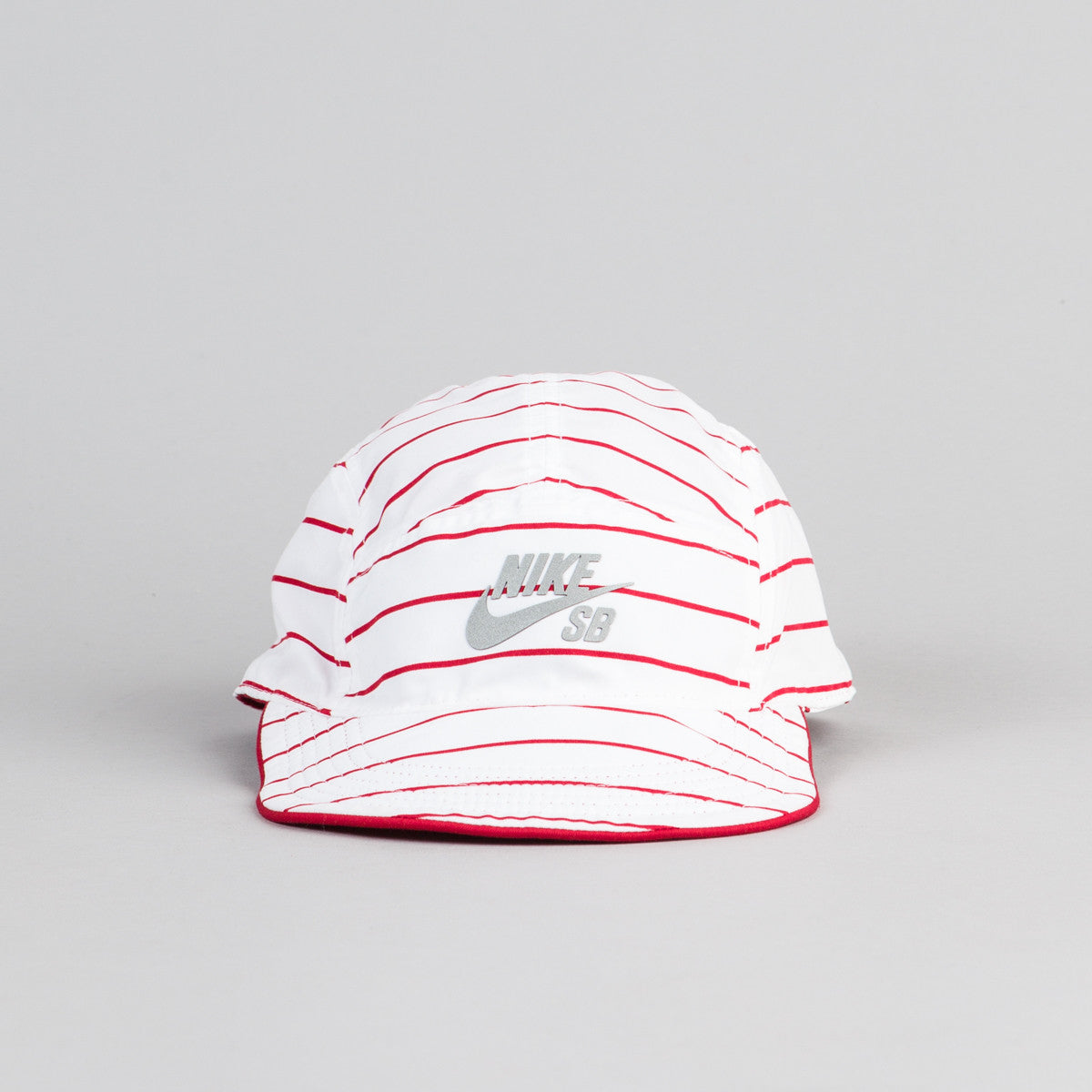 Nike SB Reversible 5 Panel Cap - Gym Red / White