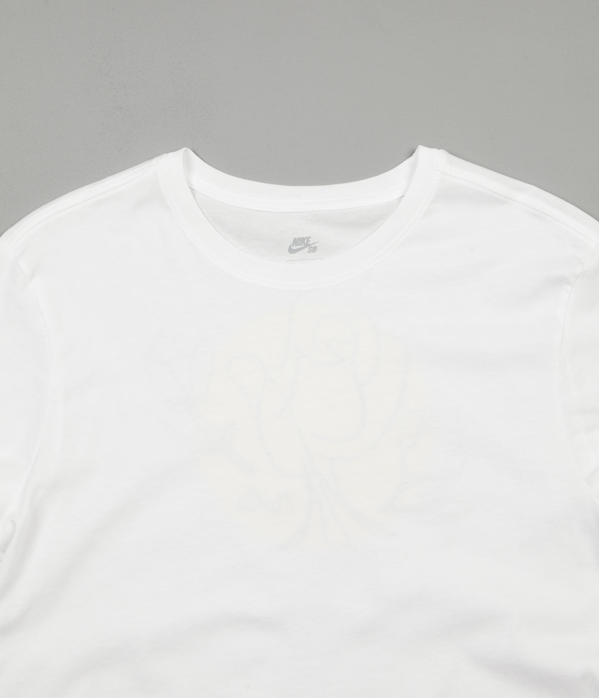 6e373e0d274 Nike SB Roses Long Sleeve T-Shirt - White   Black ...