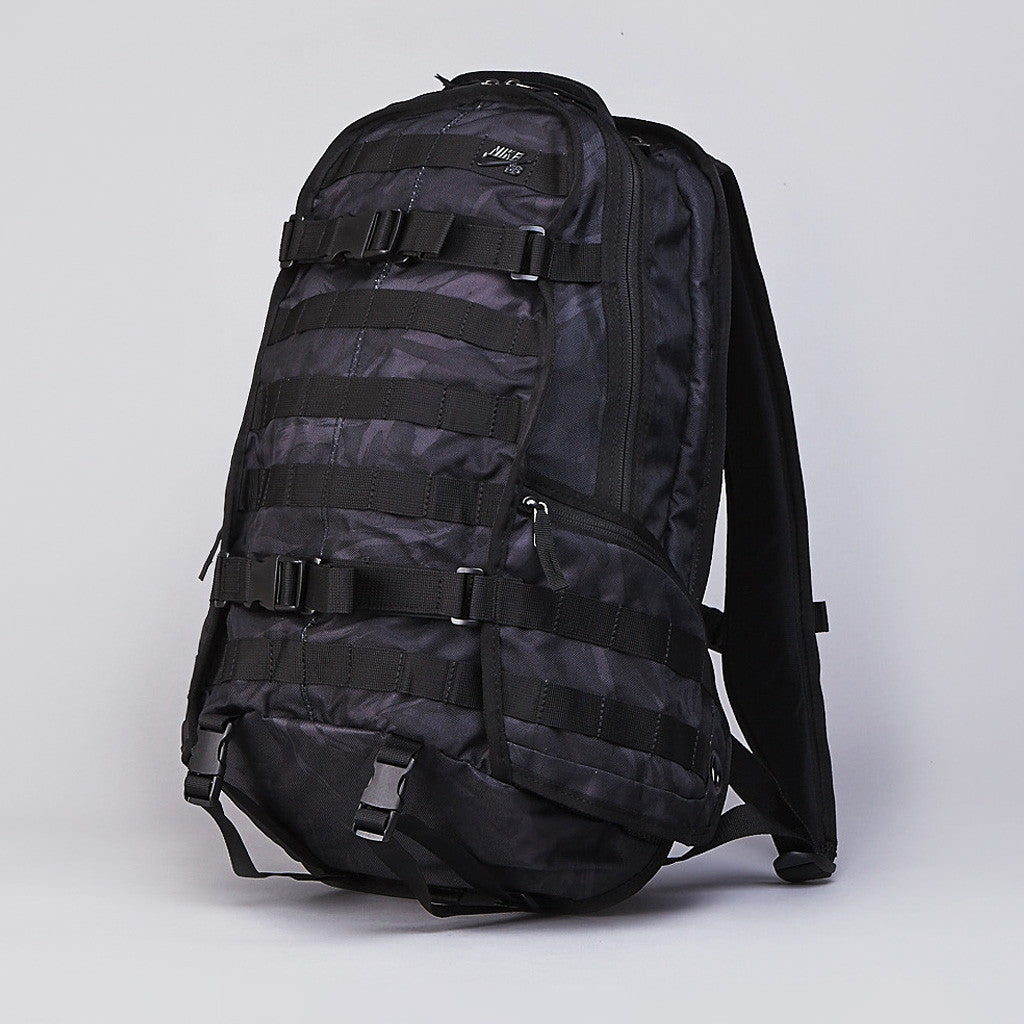Nike Sb RPM Backpack Black / Black - Orange