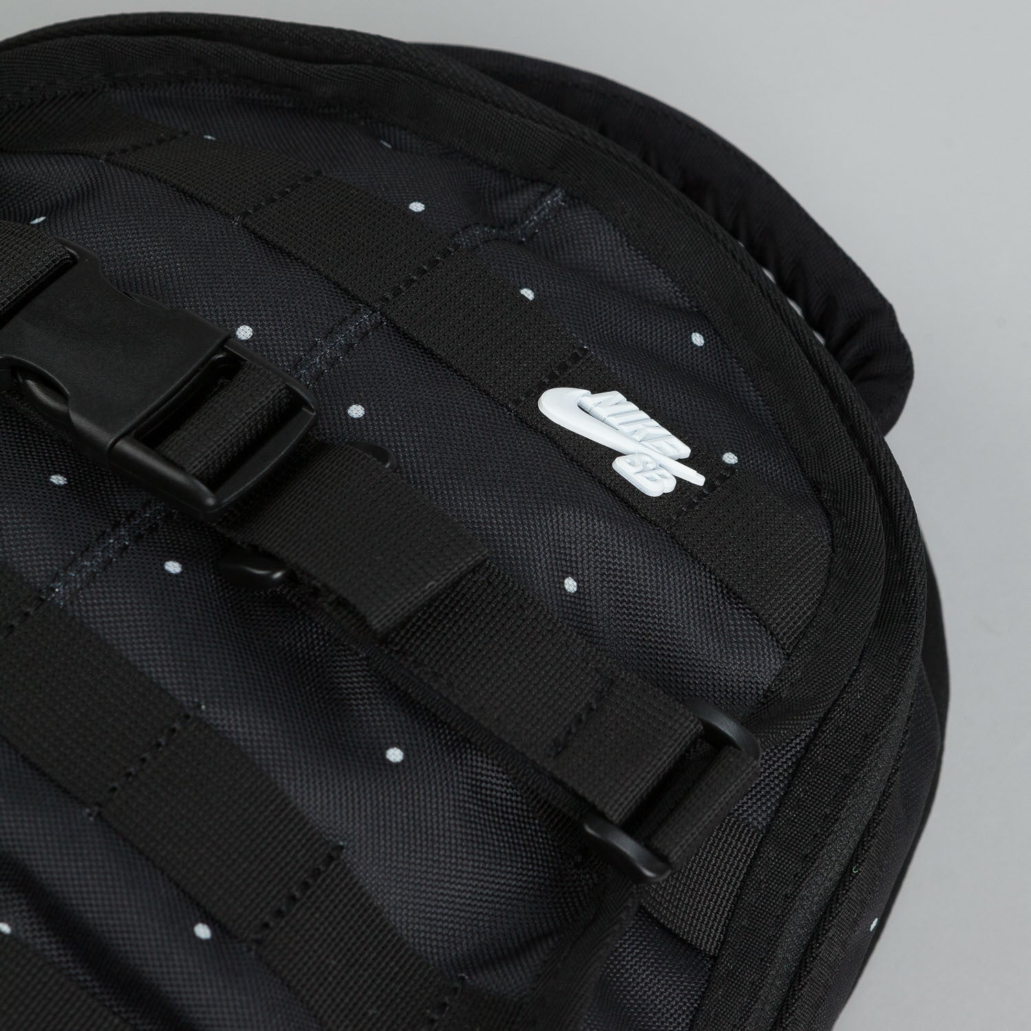 Nike SB RPM Backpack - Black / White