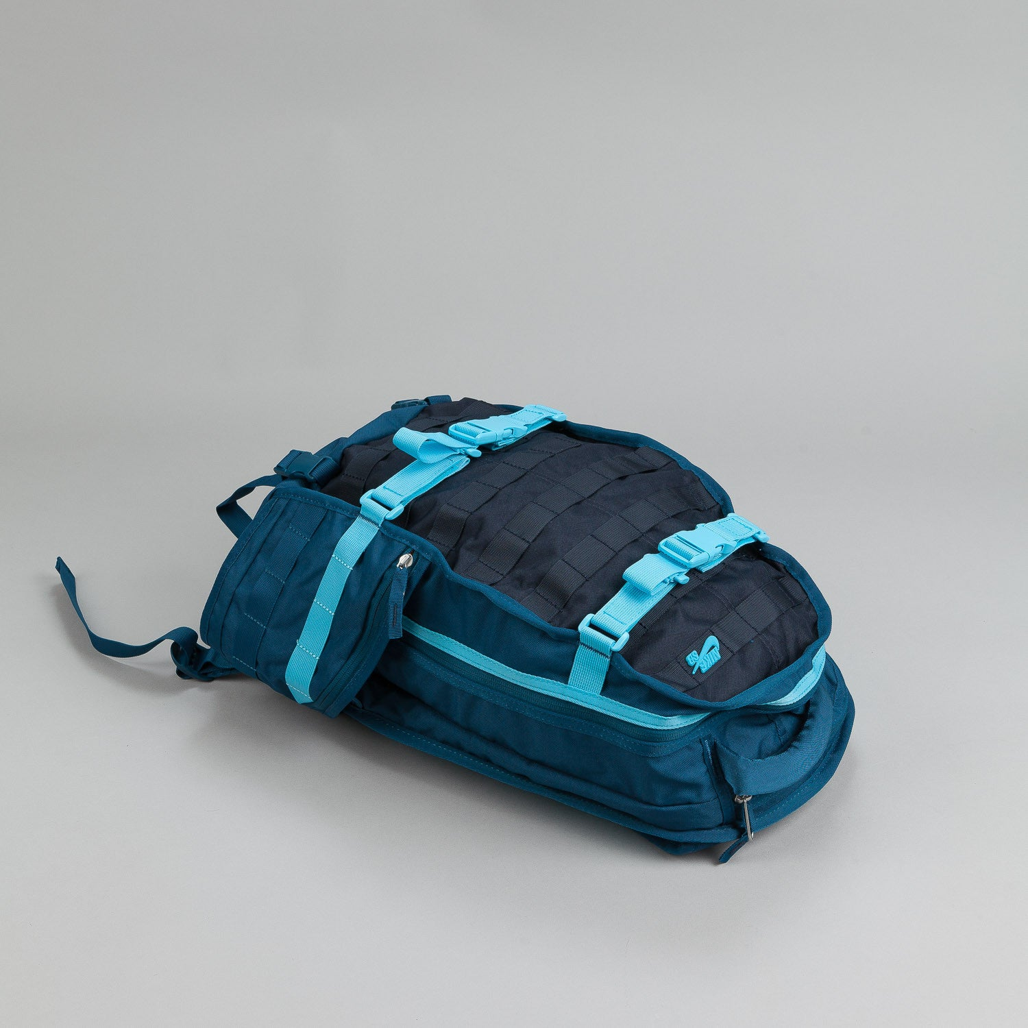 Nike SB RPM Backpack - Blue Force / Dark Obsidian / Clearwater