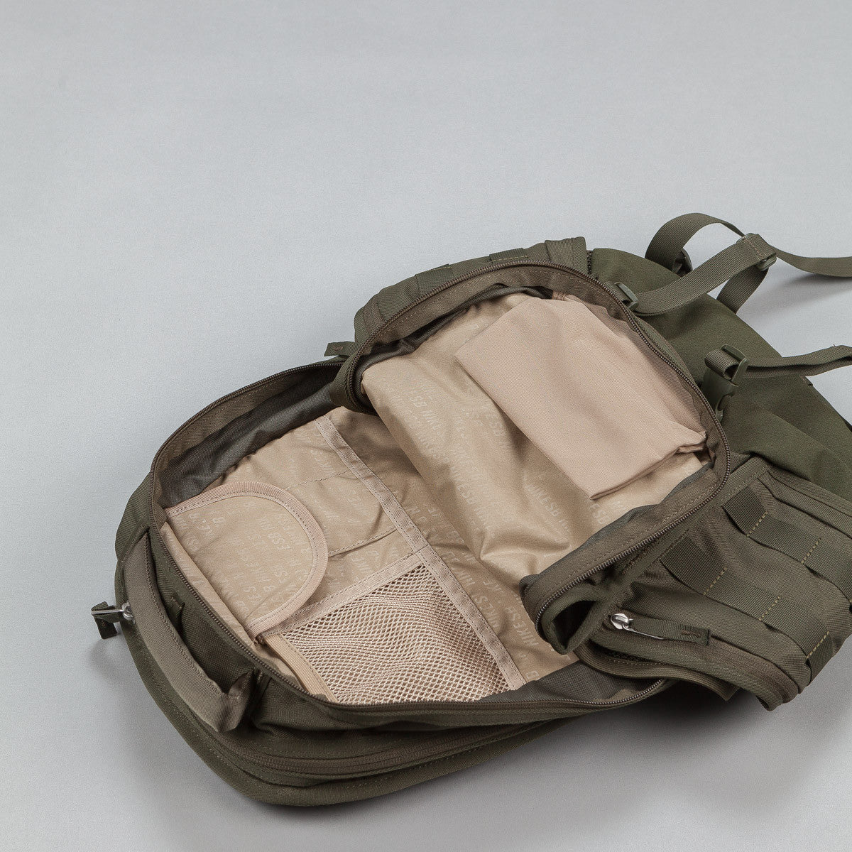 Nike SB RPM Backpack - Cargo Khaki / Cargo Khaki / Black