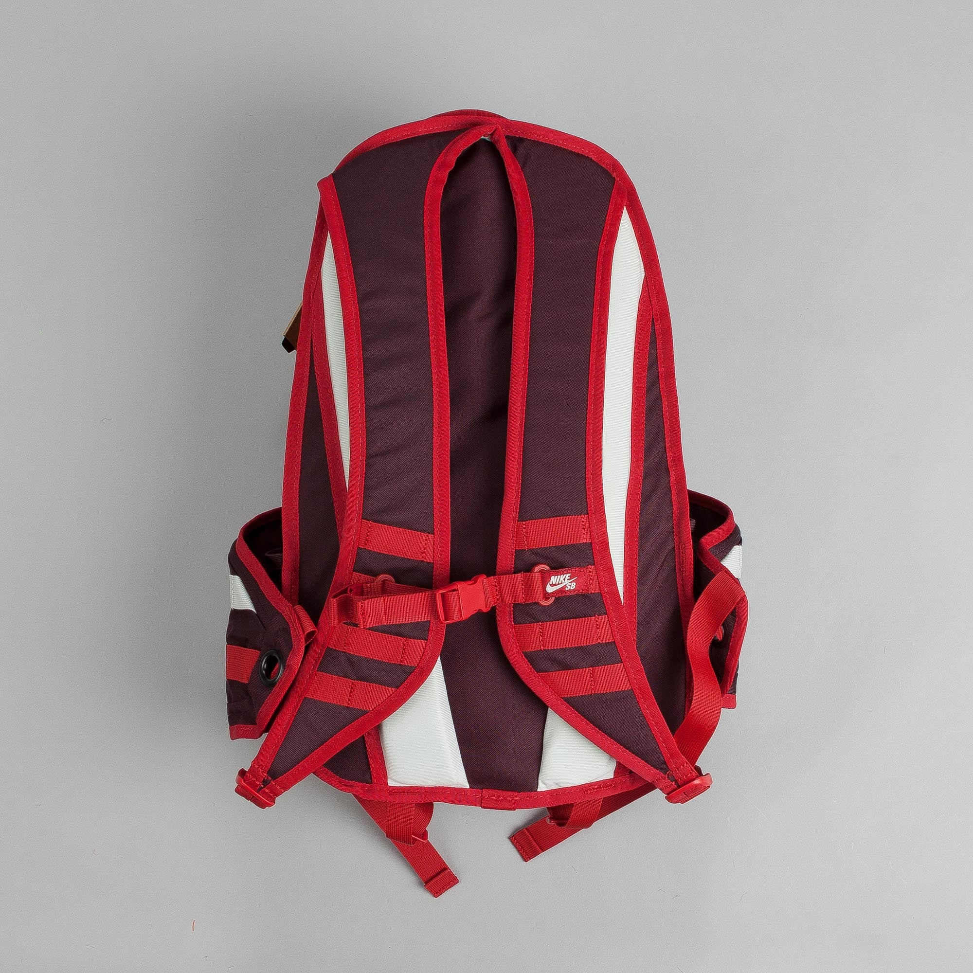 Nike SB RPM Backpack Gym Red / Light Bone - Deep Burgundy