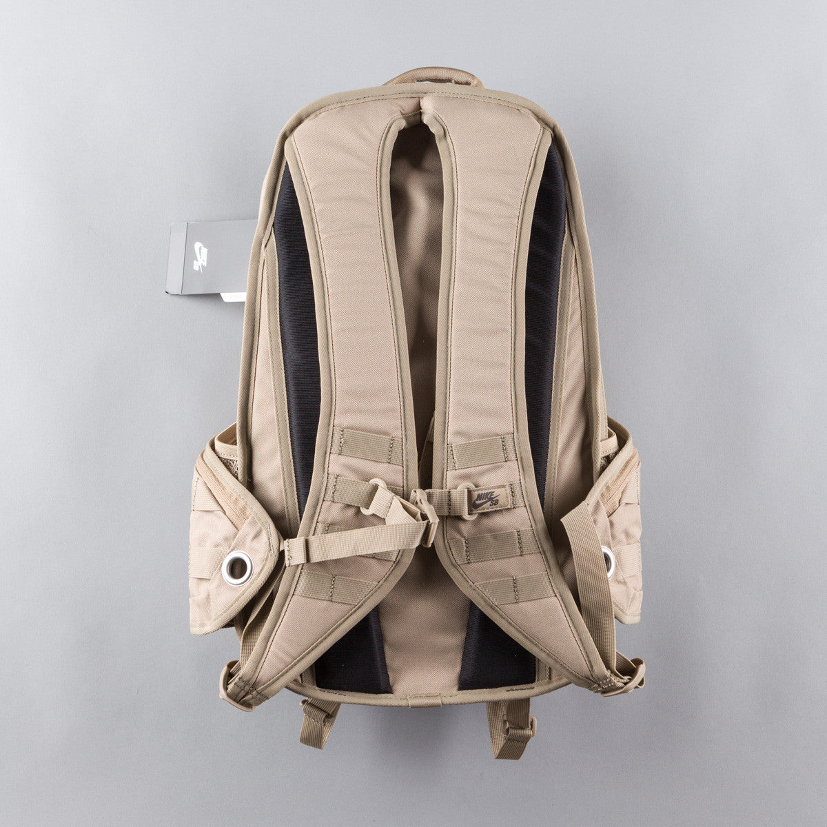 Nike SB RPM Backpack - Khaki / Khaki / Black