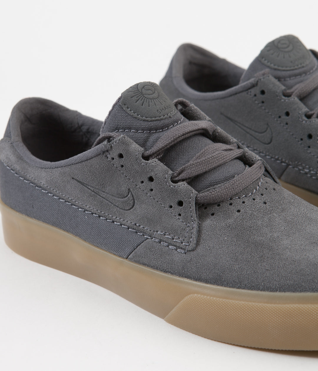 Nike SB Shane Shoes - Dark Grey / Black - Dark Grey