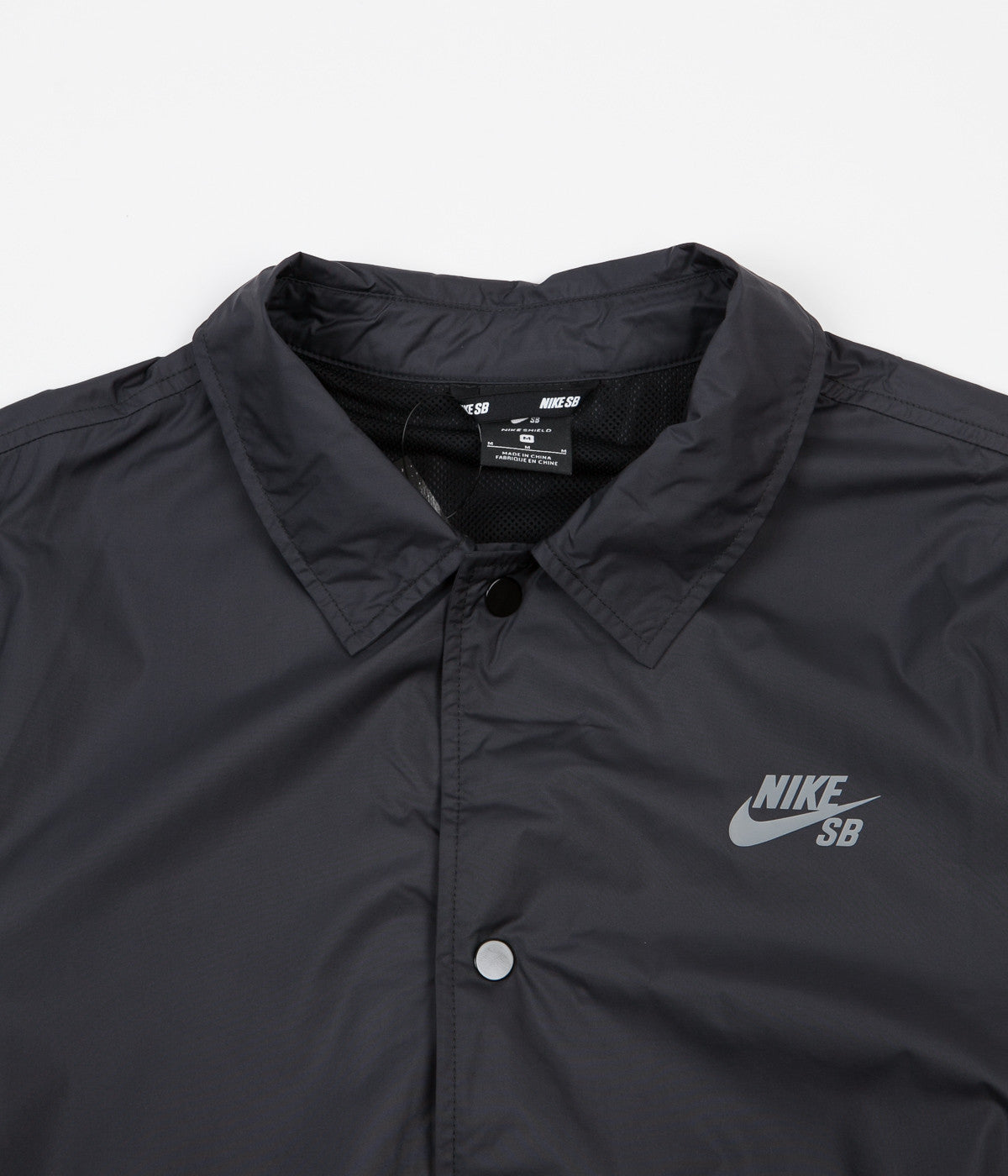 Nike SB Shield Jacket - Black / Cool Grey