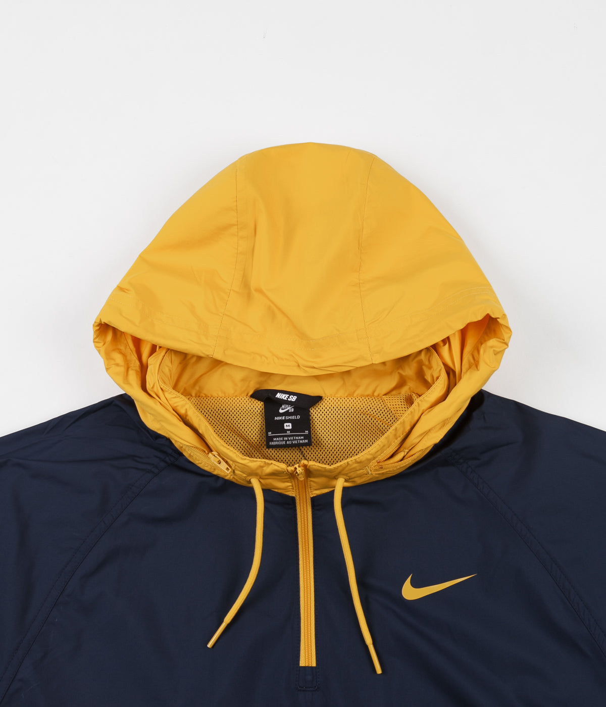 Nike SB Shield Seasonal Jacket - Obsidian / Dark Sulfur / Dark Sulfur