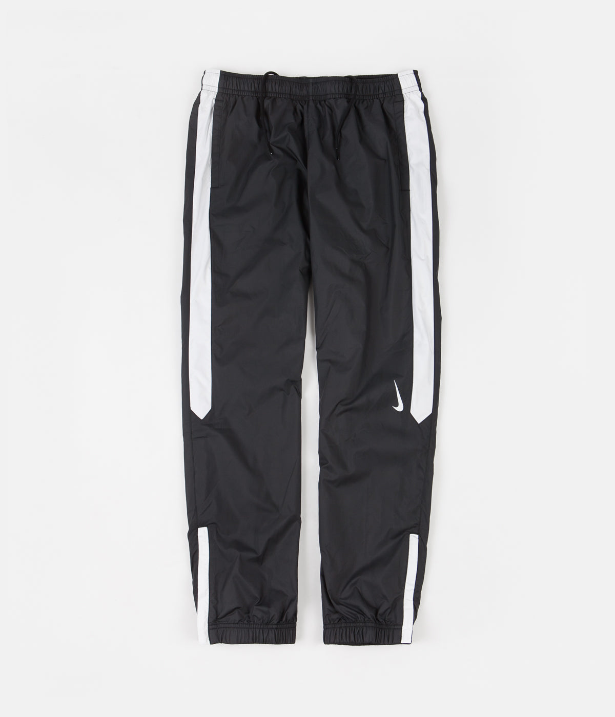 Nike SB Shield Swoosh Track Pants - Black / White / White