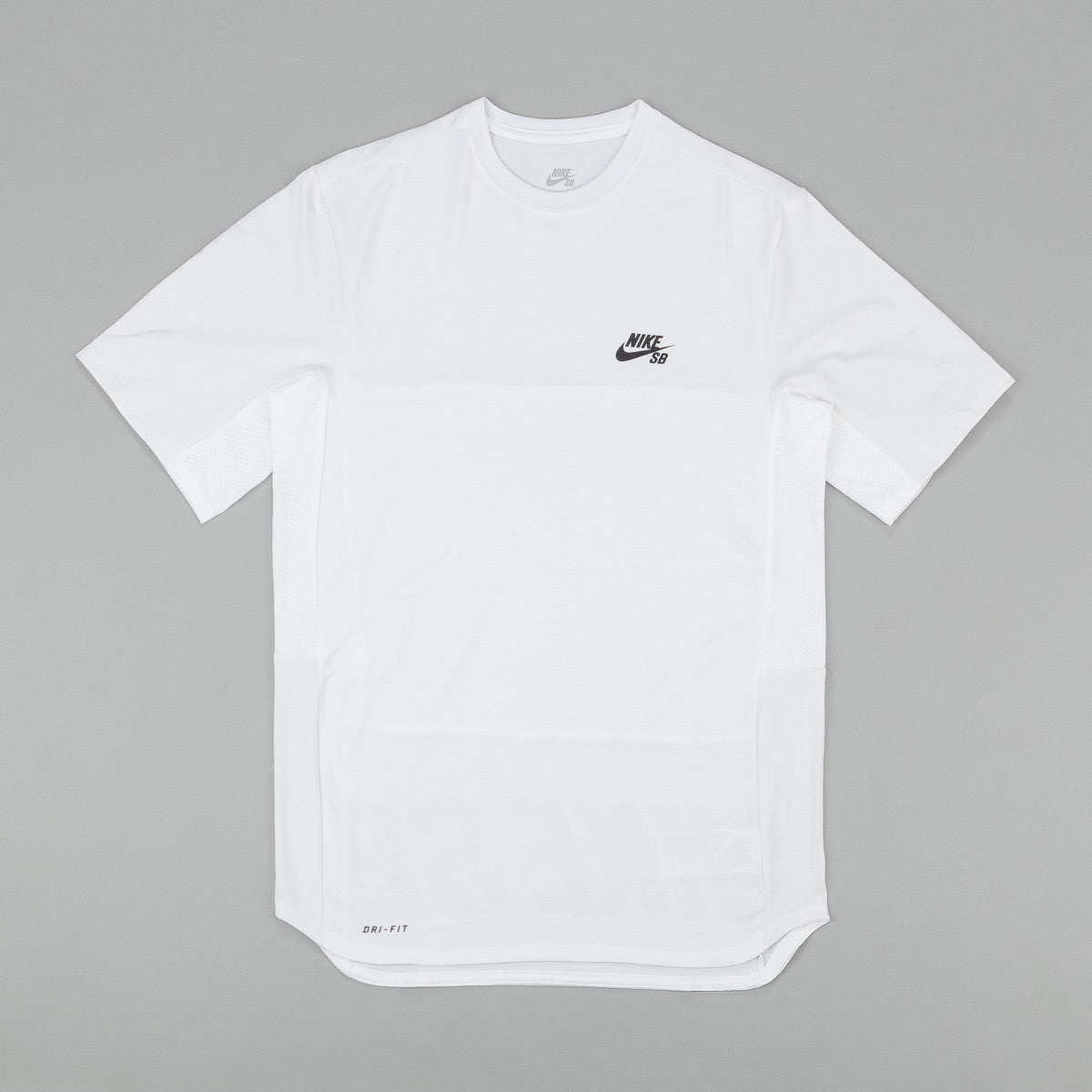 Nike Sb Dri-fit Skyline Cool G T-Shirt  - White / Black