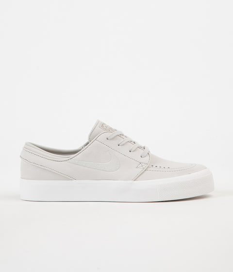 Nike SB Stefan Janoski HT Deconstructed Shoes - Light Bone / Light Bone - Summit White - Khaki
