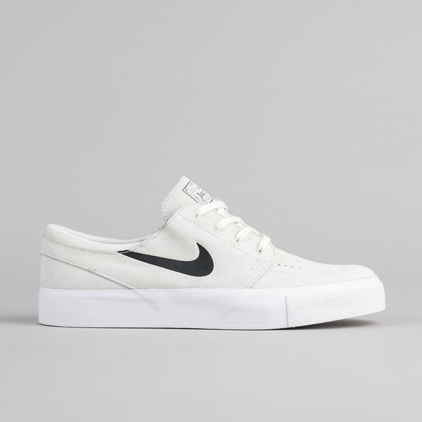 Nike SB Stefan Janoski HT Shoes - Summit White / Black | Flatspot