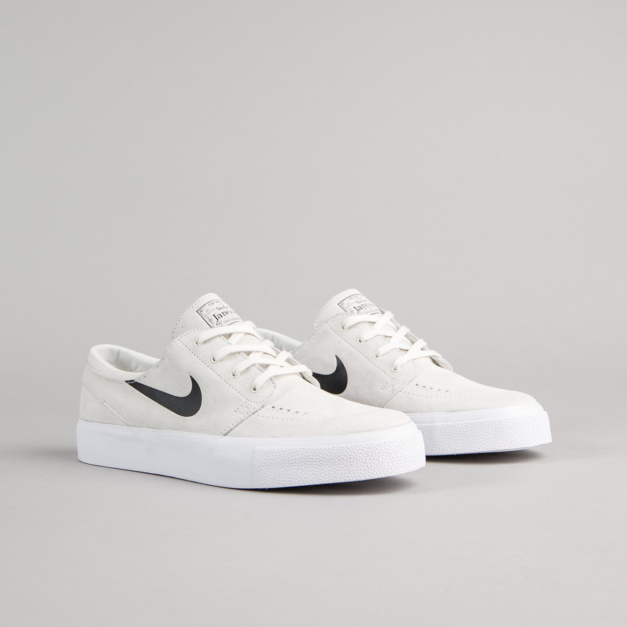 50350bf1d ... Nike SB Stefan Janoski HT Shoes - Summit White   Black ...