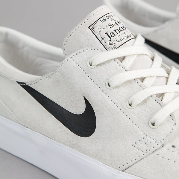3d682150761c Nike SB Stefan Janoski HT Shoes - Summit White   Black
