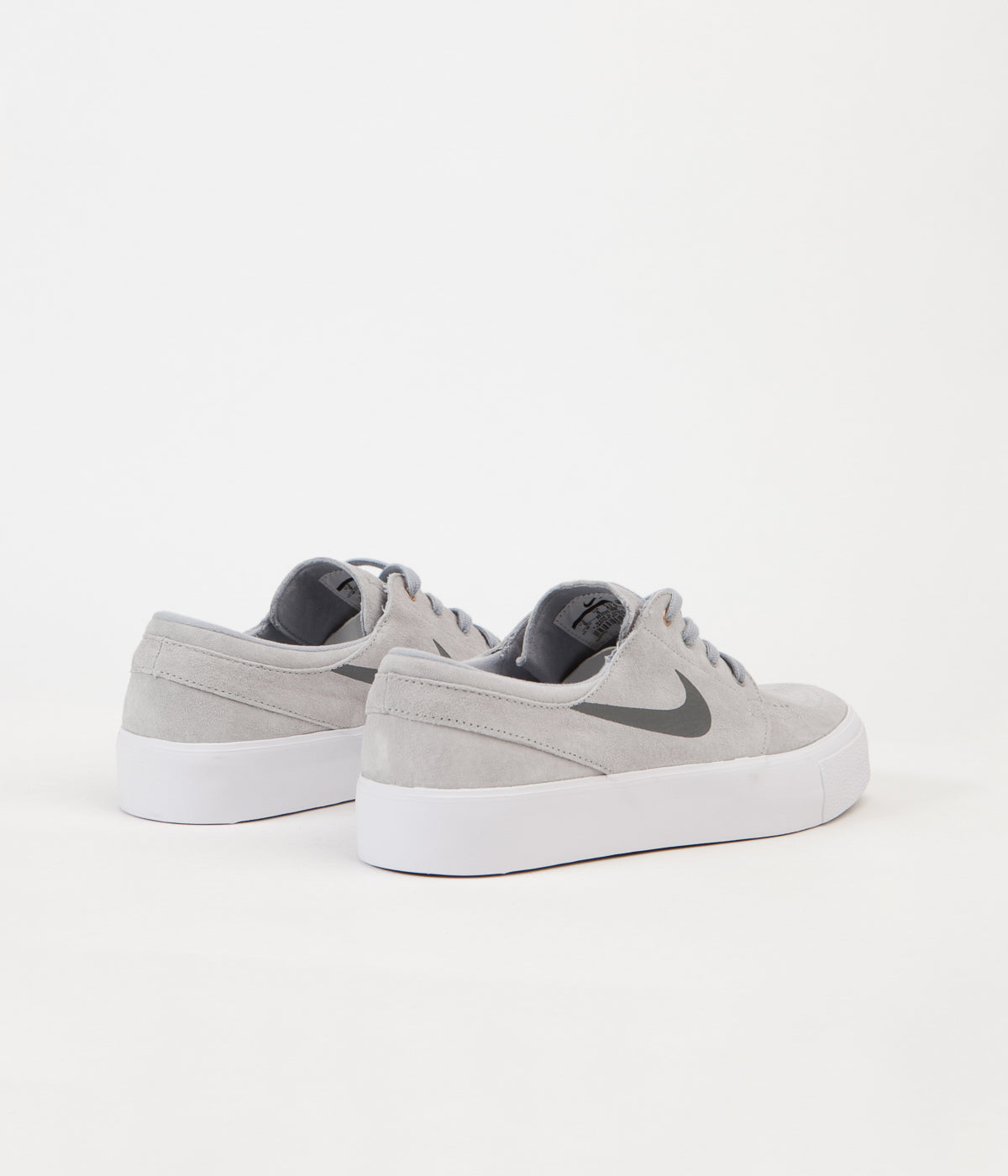... Nike SB Stefan Janoski HT Shoes - Wolf Grey   Dark Grey - Metallic Gold  ... 2ba8414ce