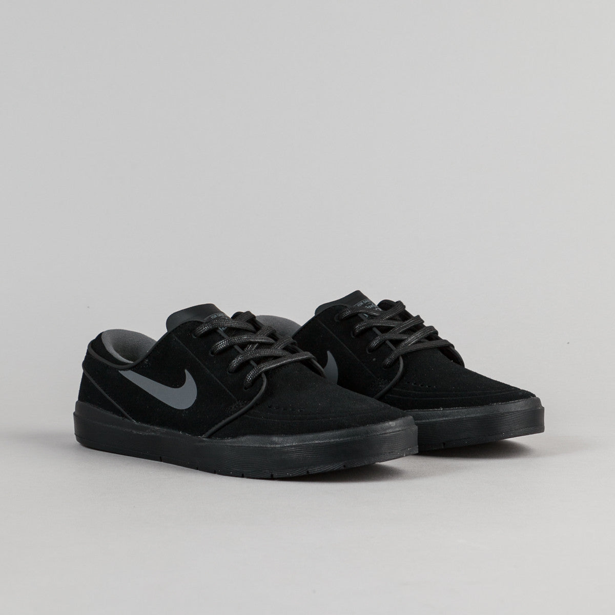 Nike SB Stefan Janoski Hyperfeel Shoes - Black / Black - Anthracite - Black