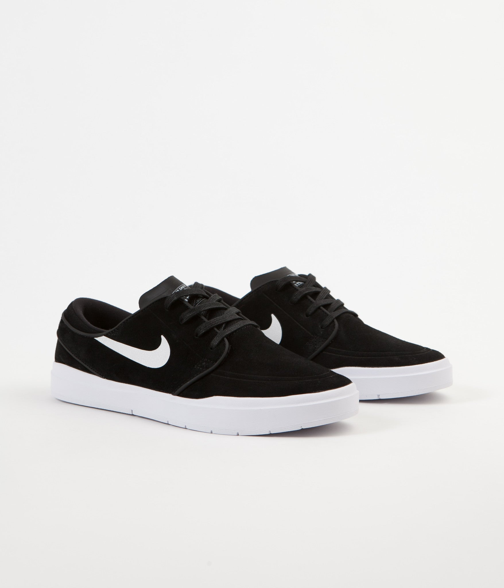 Nike SB Stefan Janoski Hyperfeel Shoes - Black / White