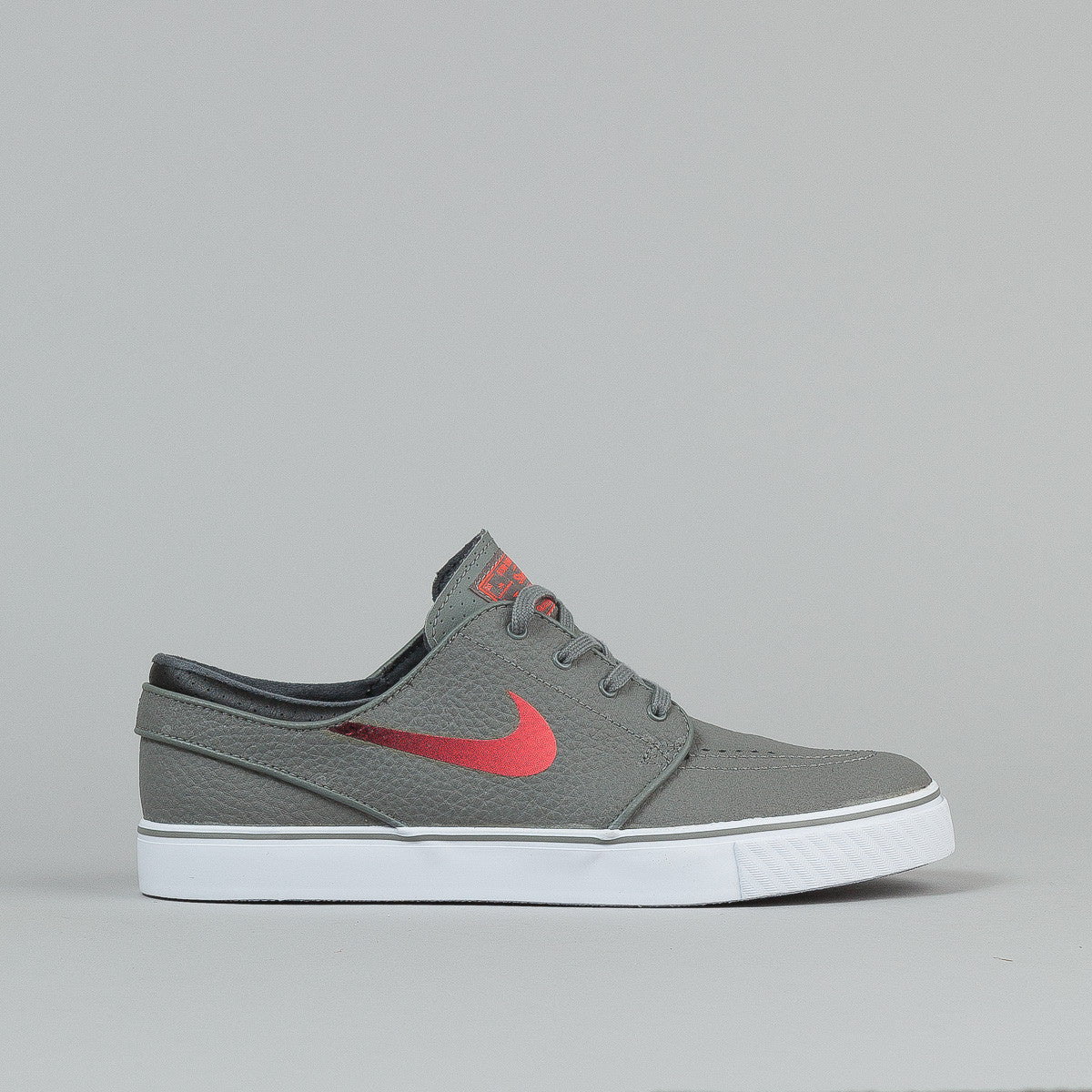 Nike SB Stefan Janoski L Medium Base Grey / Laser Crimson