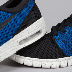 Nike SB Stefan Janoski Max Black / Black-Photo Blue-Ivory