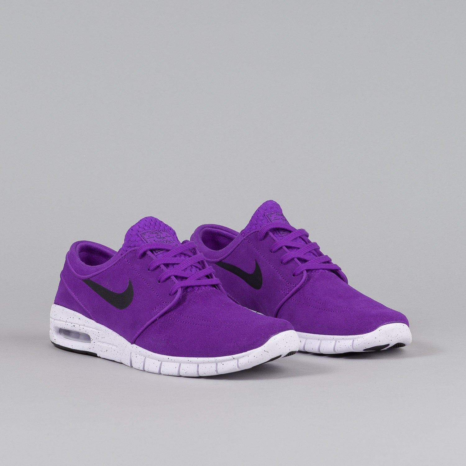 Nike SB Stefan Janoski Max L Hyper Grape/Black - White