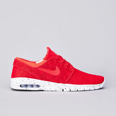 Nike SB Stefan Janoski Max Light Crimson