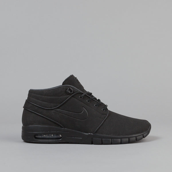 Nike SB Stefan Janoski Max Mid Leather Shoes