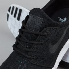 Nike SB Stefan Janoski Max QS Shoes - Spree Pack – Black / White