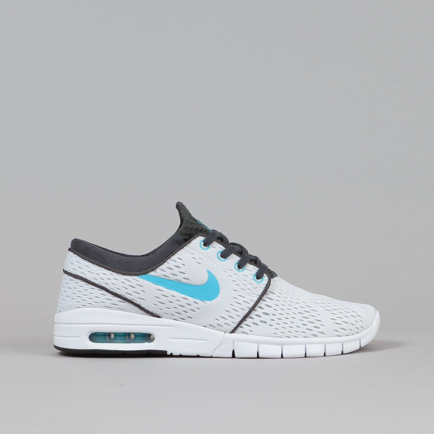 Nike SB Stefan Janoski Max Shoes White / Clearwater