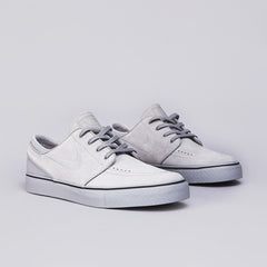 Nike SB Stefan Janoski Medium Grey / Medium Grey - Black