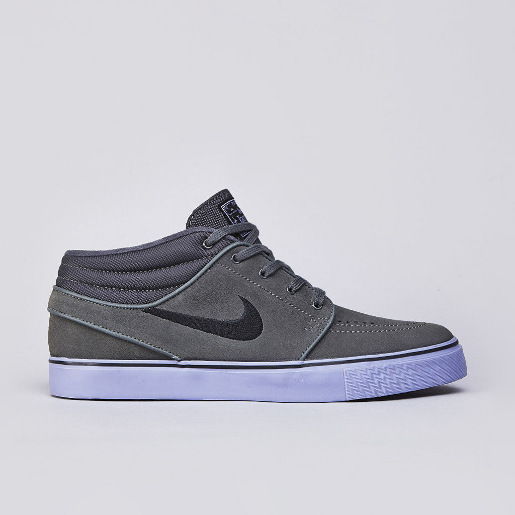 Nike SB Stefan Janoski Mid Dark Base Grey / Black