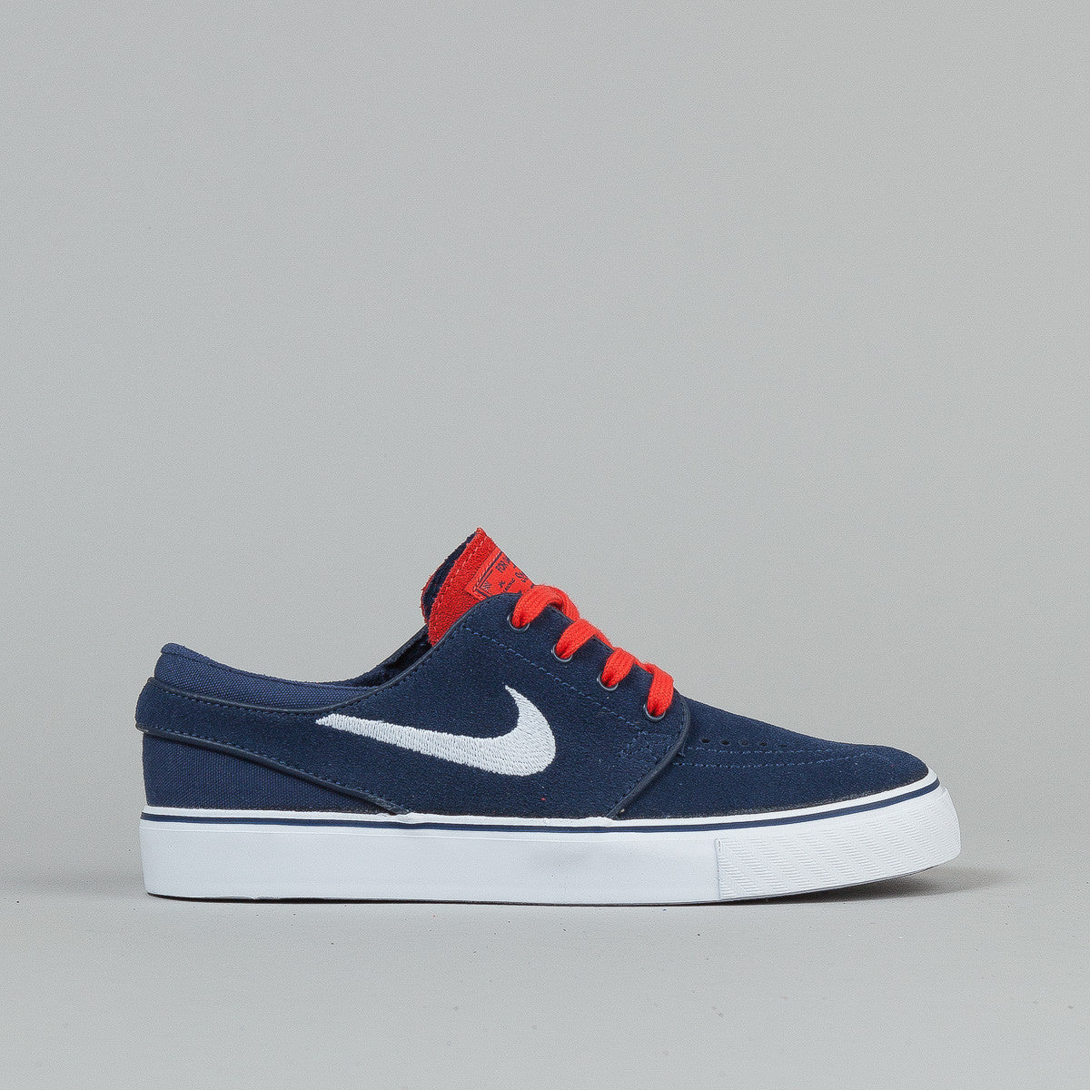 Nike SB Stefan Janoski Midnight Navy / White