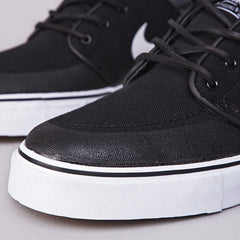 Nike SB Stefan Janoski PR SE Black / White - Gum Light Brown