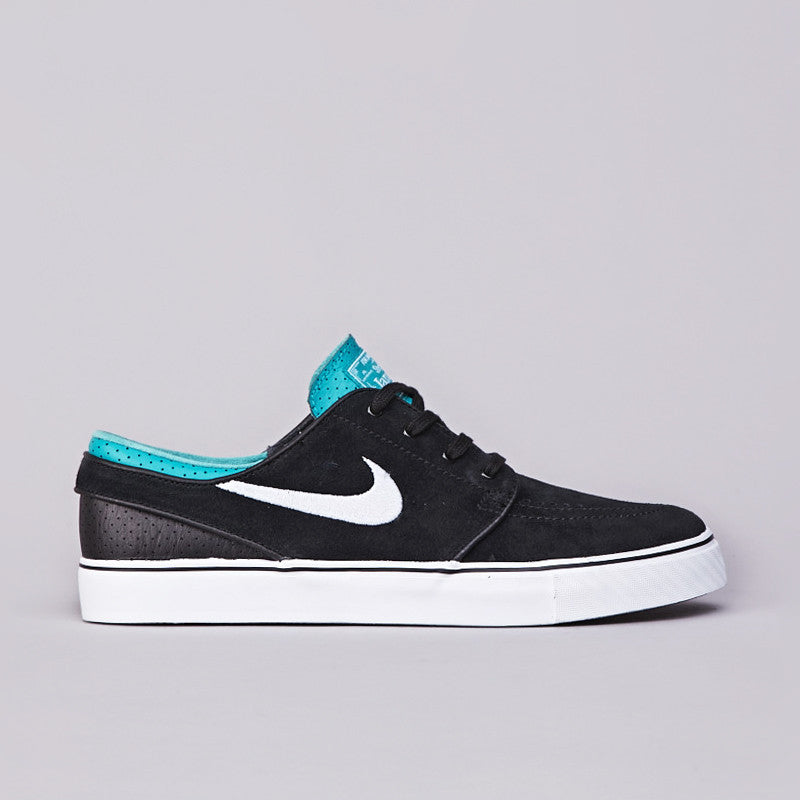 Nike SB Stefan Janoski Black / White - Turbo Green