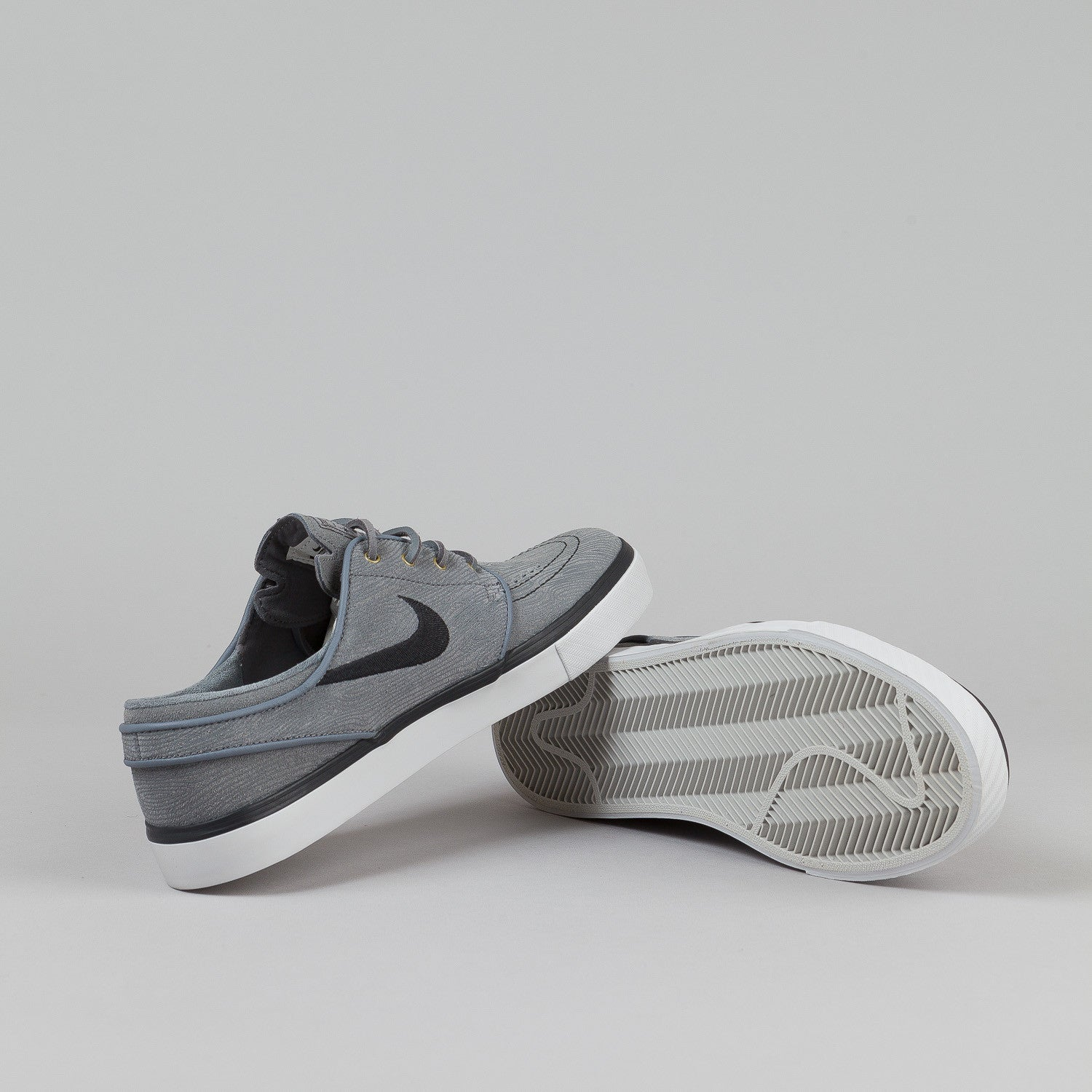 Nike SB Stefan Janoski PR SE Cool Grey / Black - Light Ash Grey