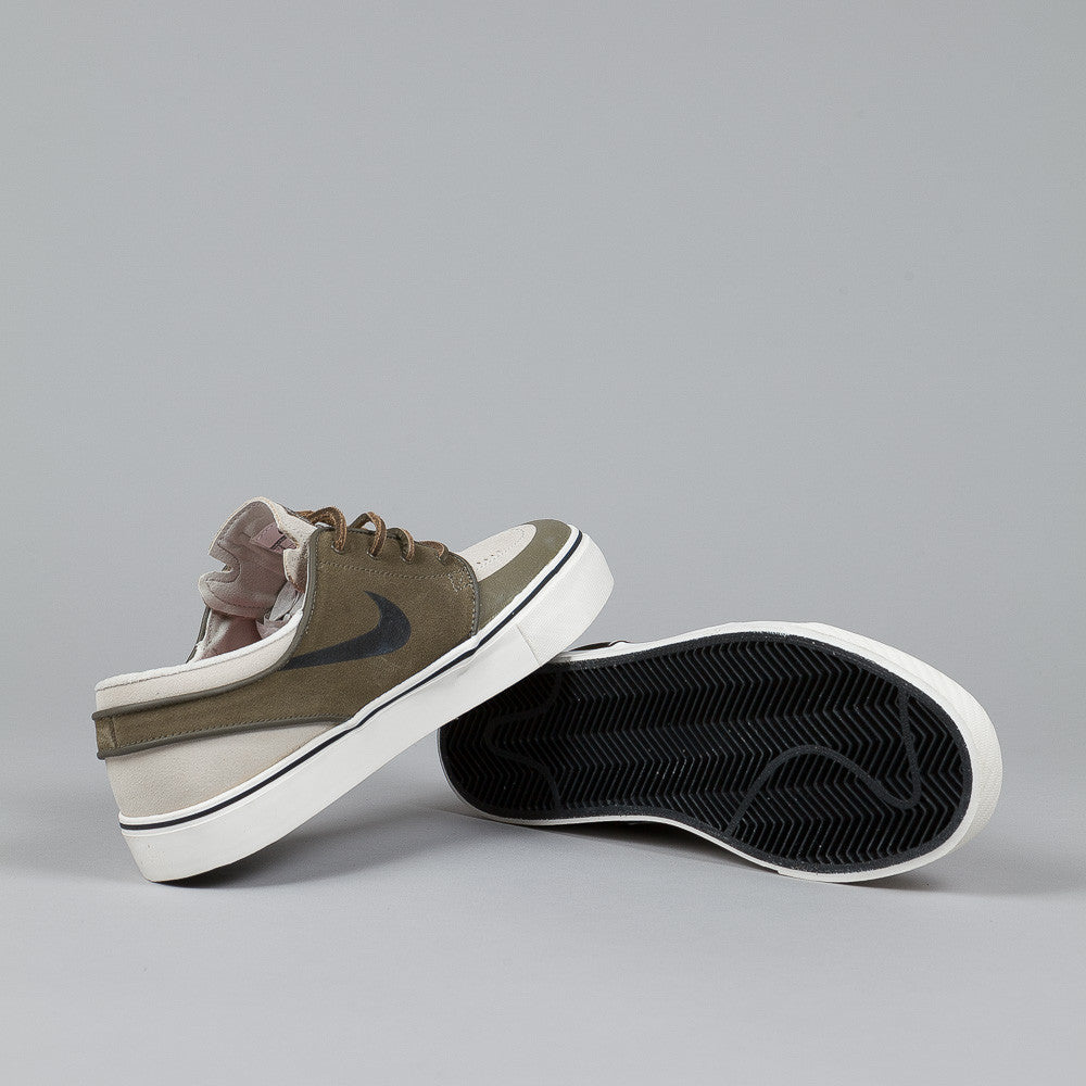Nike SB Stefan Janoski PR SE Dark Dune / Black - Light Bone - Ivory