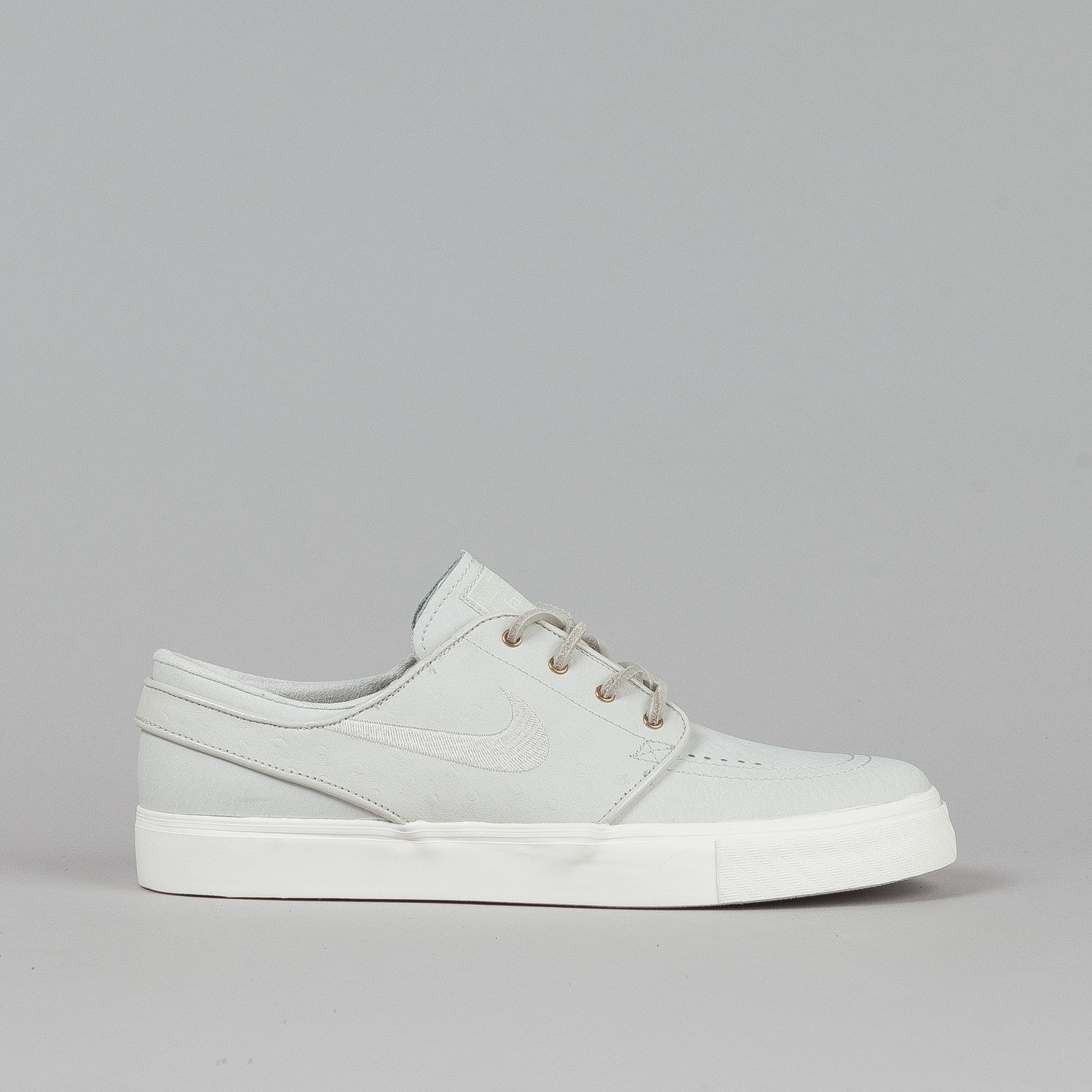 Nike SB Stefan Janoski PREM Shoes Light Bone / Light Bone