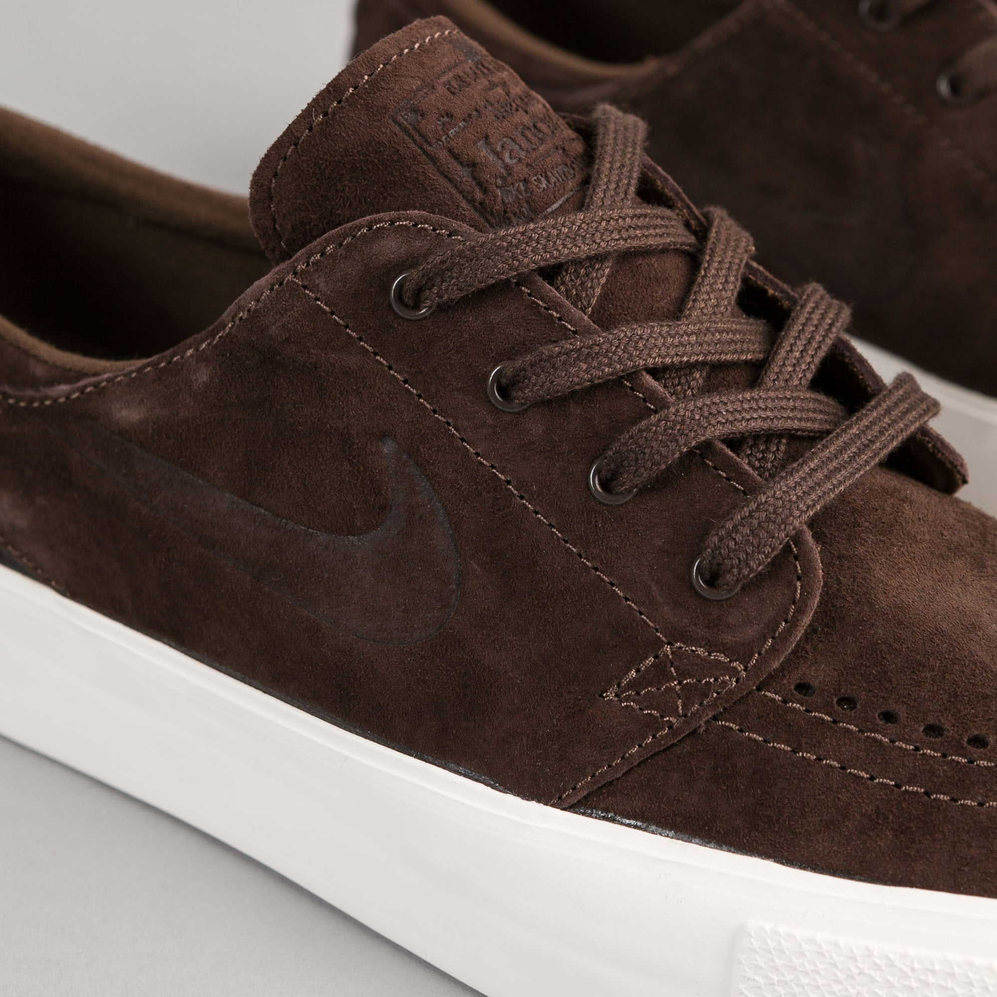 ... Nike SB Stefan Janoski Premium HT Shoes - Baroque Brown   Baroque Brown  - Ivory ... 6822d9a37b45