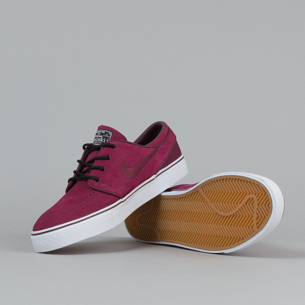 Nike SB Stefan Janoski Red Oxide / Black Gum - Light Brown