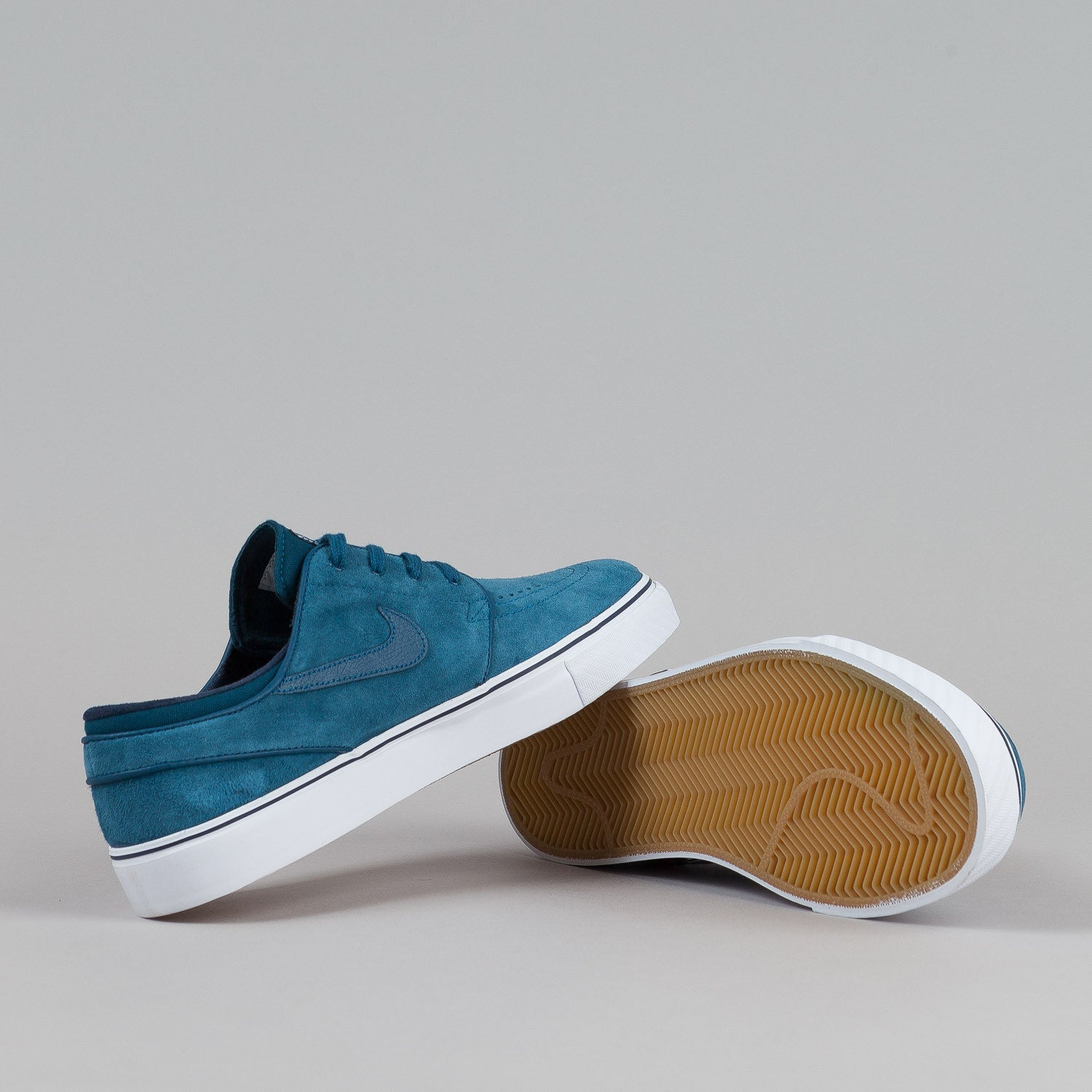 Nike SB Stefan Janoski SE Shoes Blue Force / Blue Force - Obsidian - White
