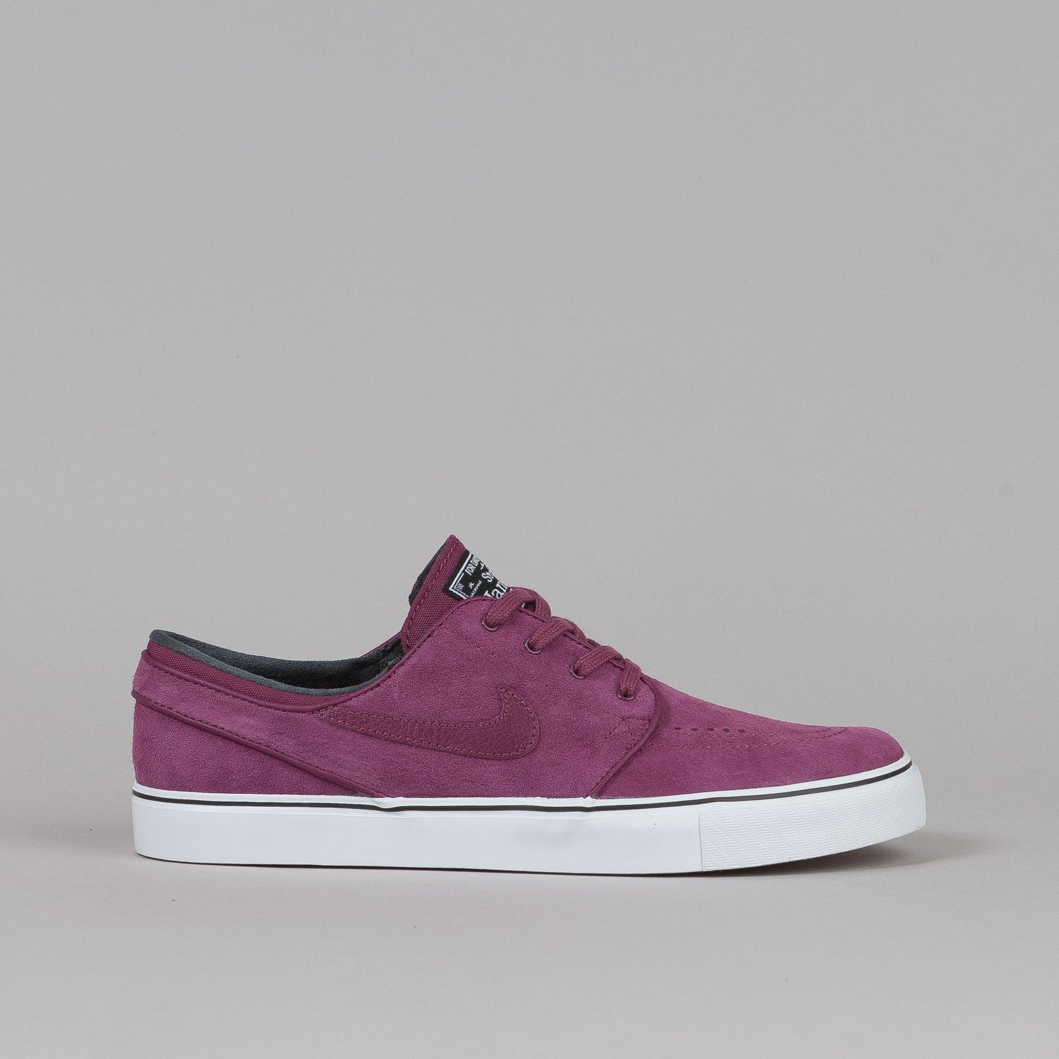 Nike SB Stefan Janoski SE Shoes Villain Red / Villain Red
