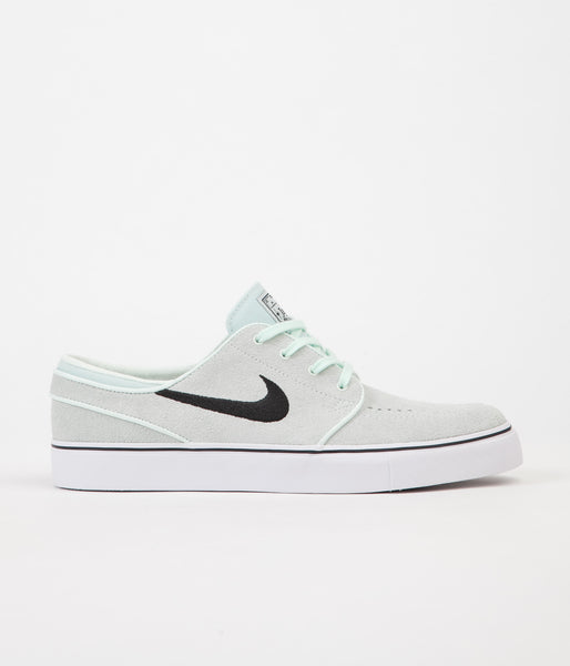Nike SB Stefan Janoski Shoes - Barely Green / Black