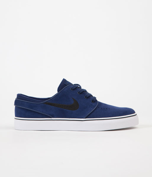 Nike SB Stefan Janoski Shoes - Binary Blue / Black