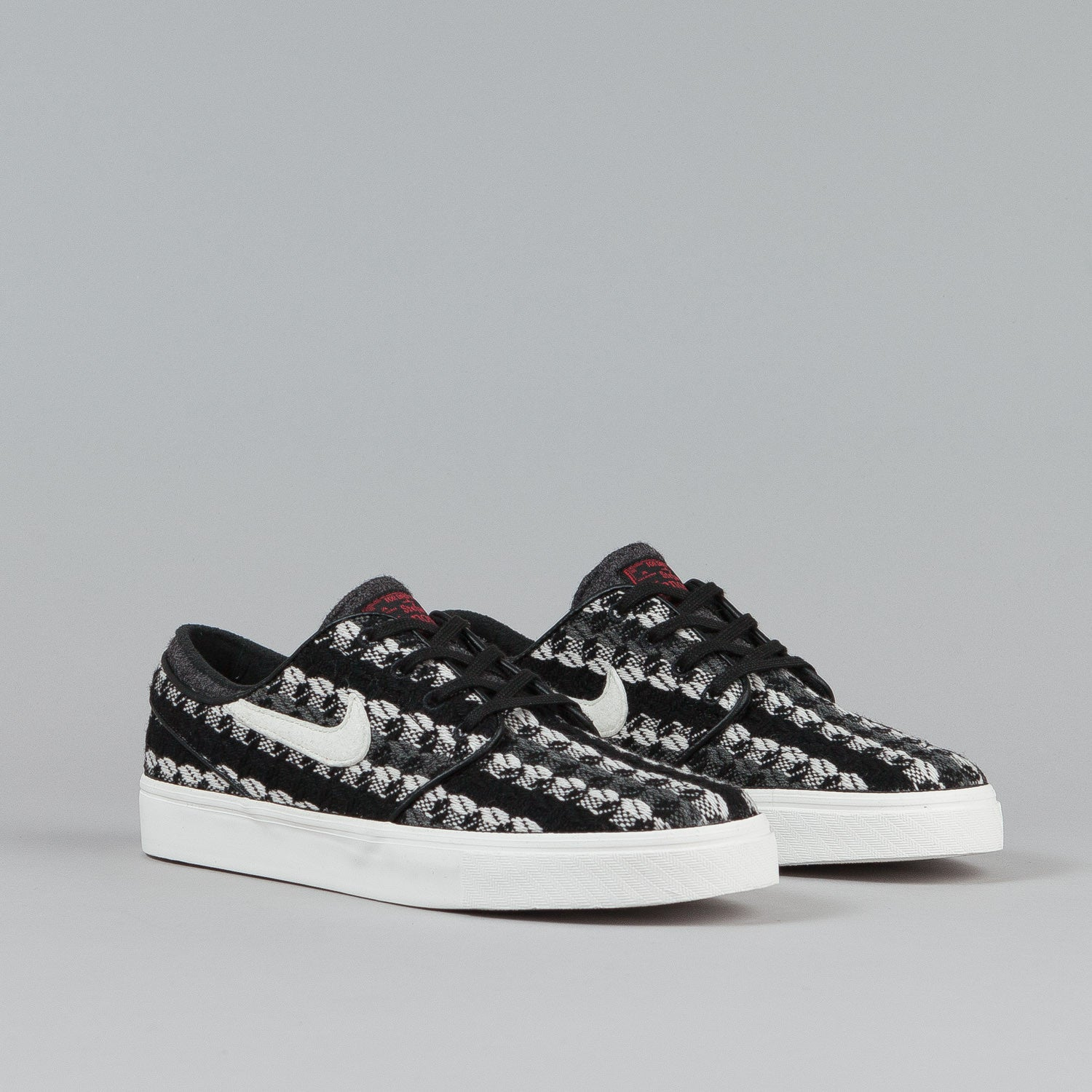 Nike SB Stefan Janoski Shoes Black / Ivory - Warmth Pack