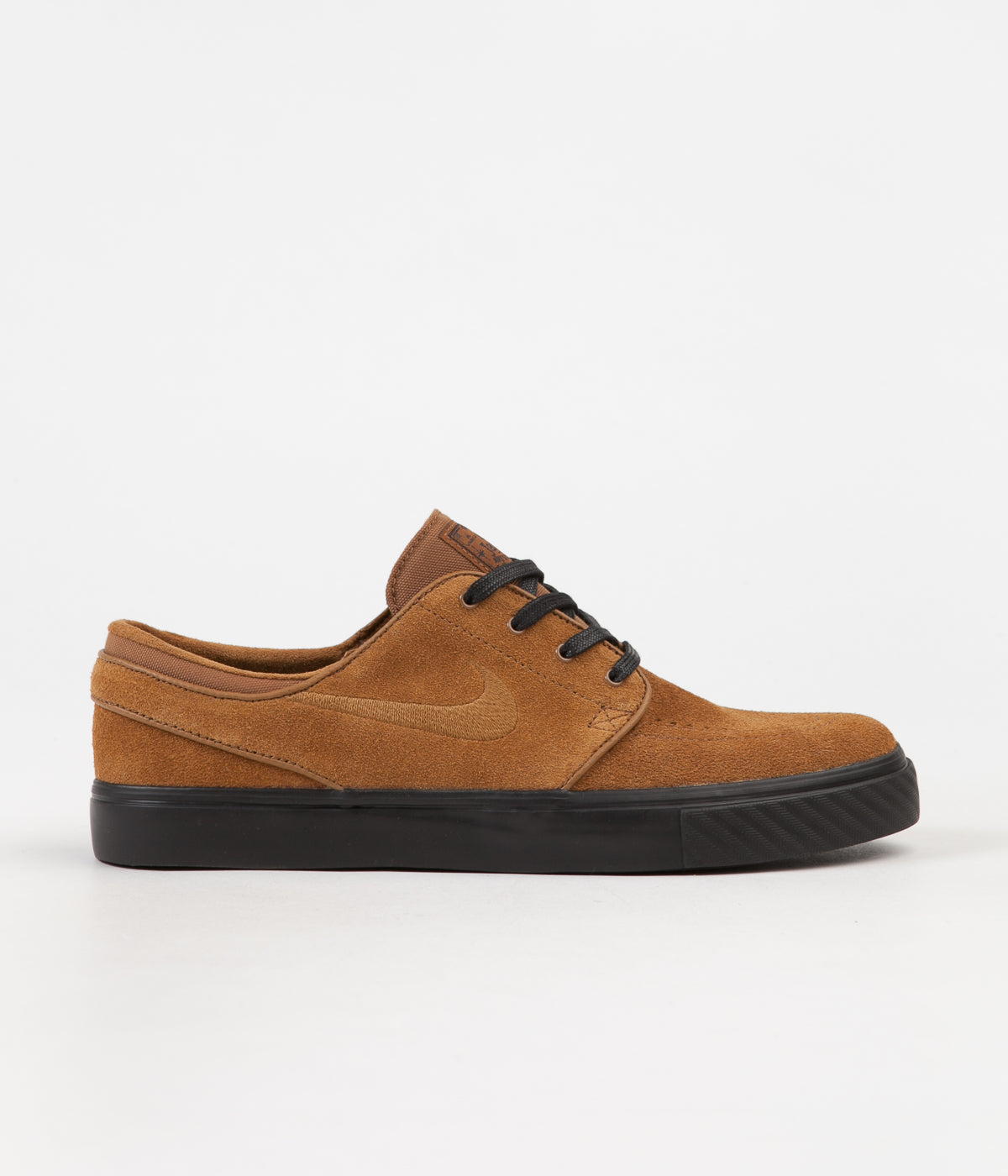 Nike SB Stefan Janoski Shoes - Light British Tan / Light British Tan - Black