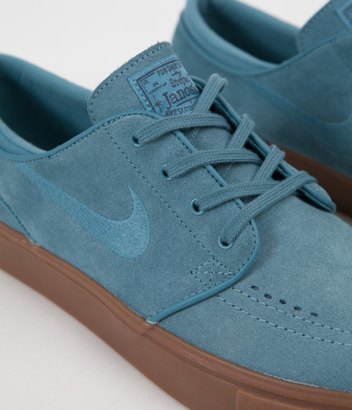 ... Nike SB Stefan Janoski Shoes - Noise Aqua   Noise Aqua - Thunder Blue  ... 68570d1be