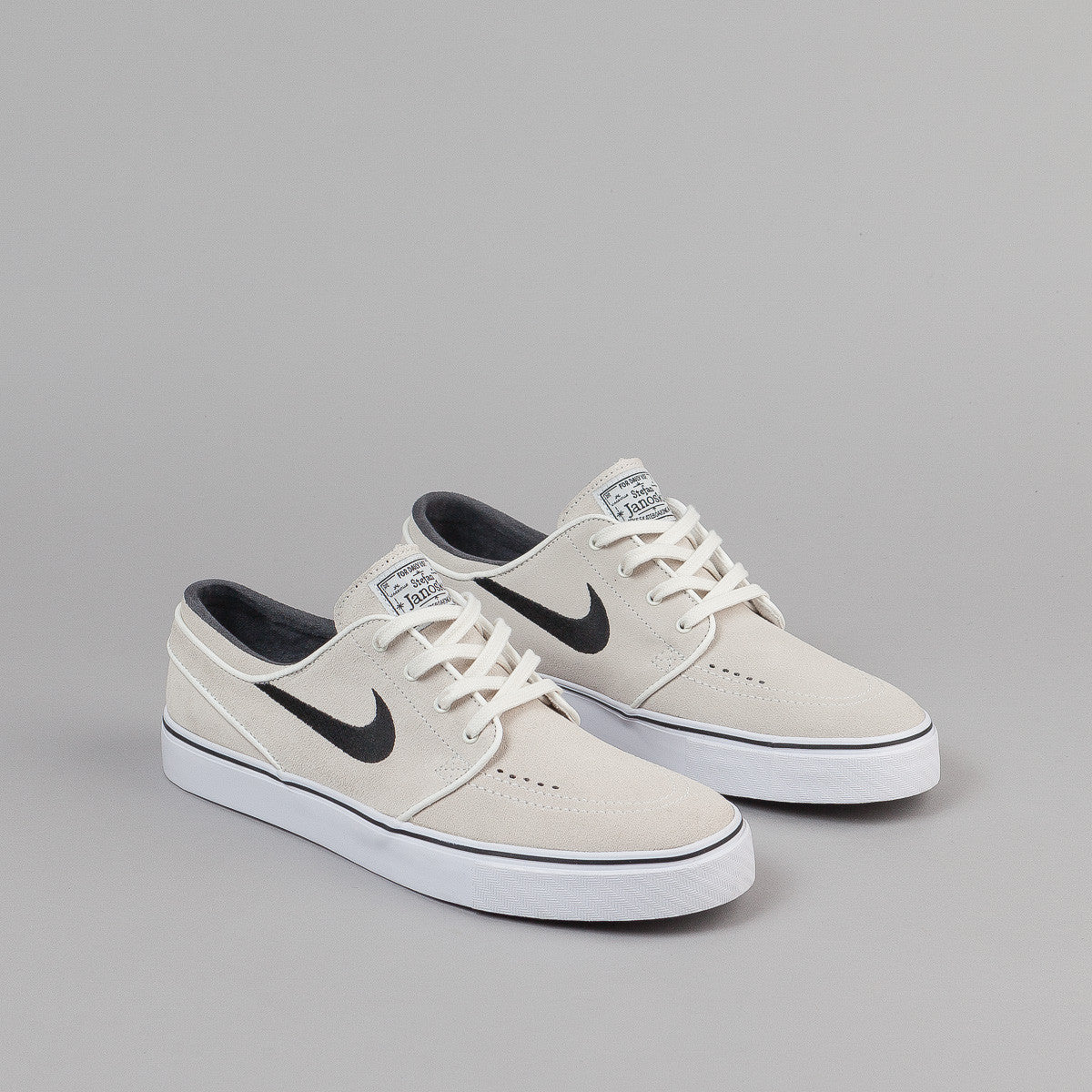 nike sb stefan janoski shoes summit white white