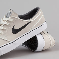 Nike SB Stefan Janoski Shoes - Summit White / White - Black