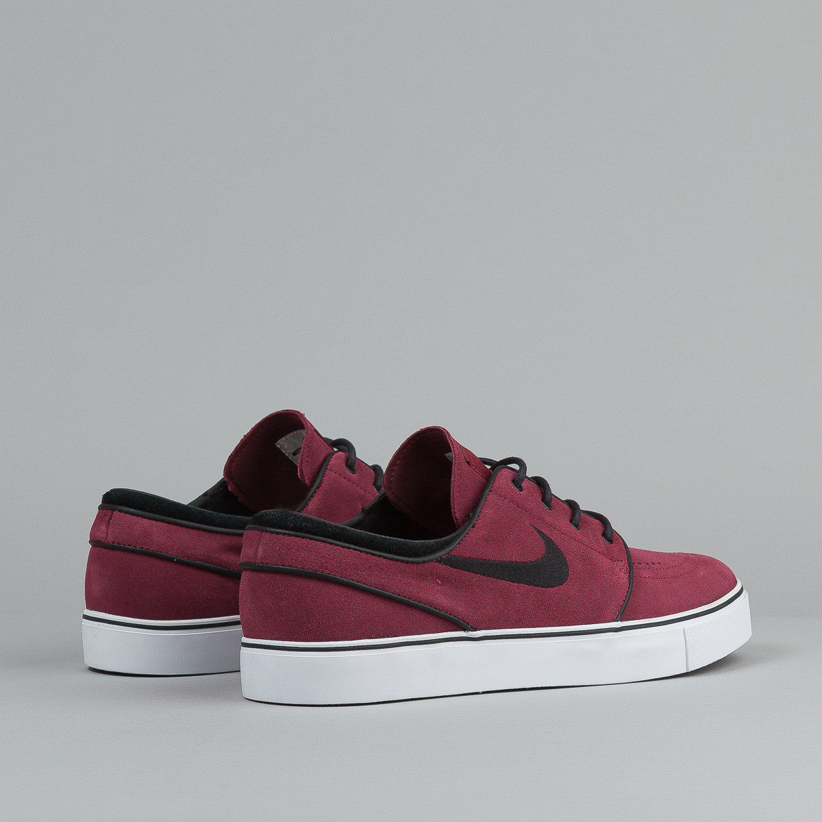 Nike SB Stefan Janoski Shoes - Team Red / Black / White
