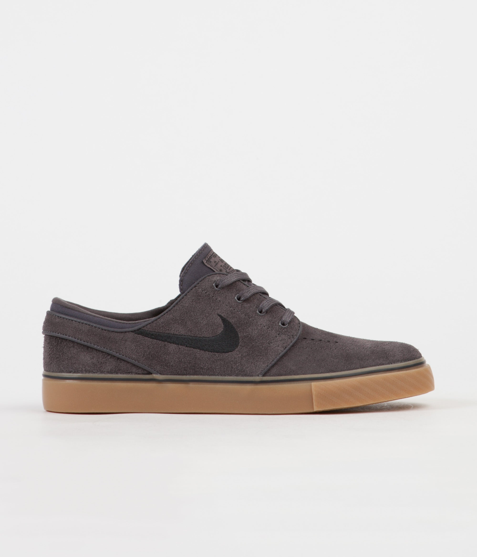Nike SB ZOOM STEFAN JANOSKI - Trainers - thunder grey/black/light brown lXRUF