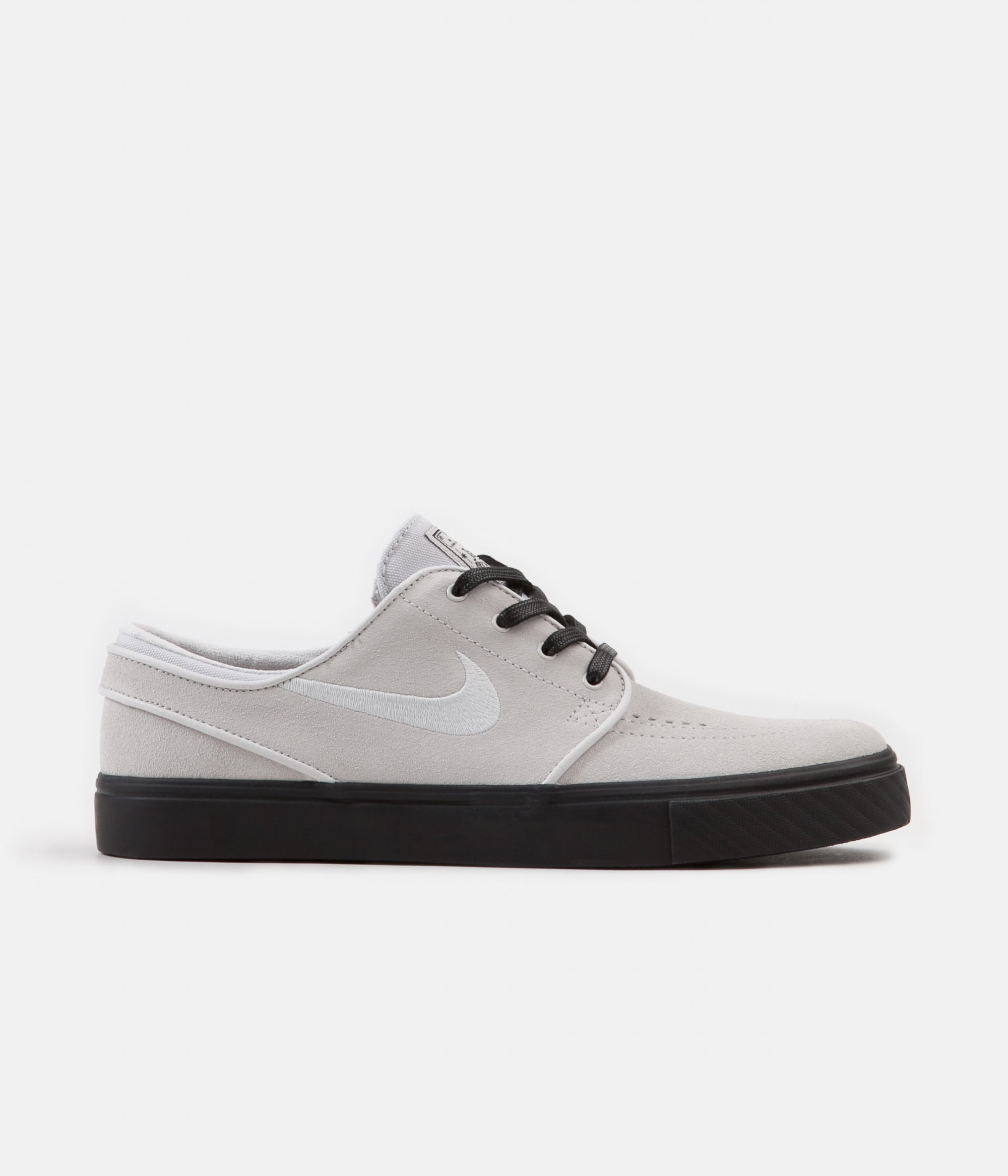 wholesale dealer d0747 0df98 Nike SB Stefan Janoski Shoes - Vast Grey   Vast Grey - Black